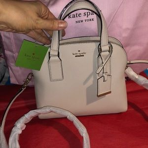 Kate Spade Cameron Street Lottie satchel bag